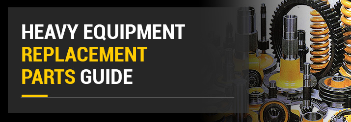 heavy equipment replacement parts guide