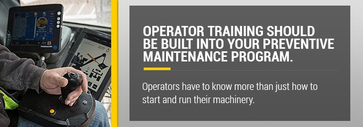 Operator Training Stat