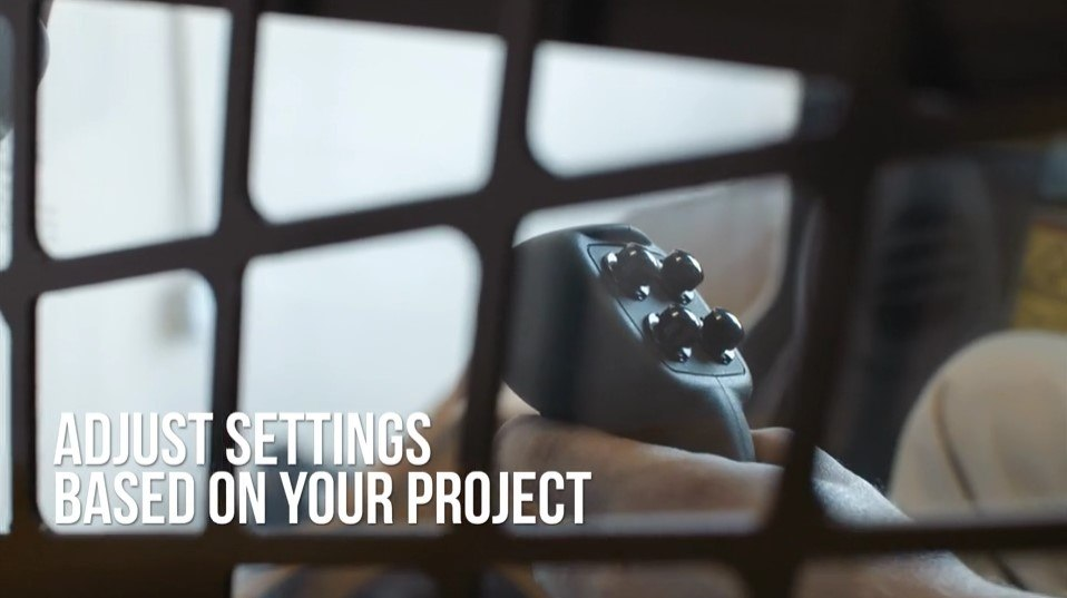 adjust settings to meet the needs of your project