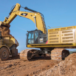 A Complete Look at the Cat® 374F Track Excavator