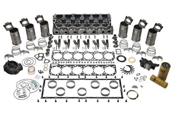 Cat overhaul kit