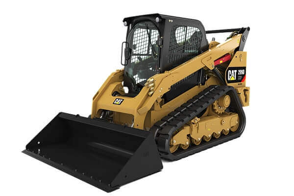 Cat Compact Track Loader parts