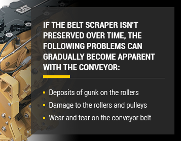 conveyor maintenance
