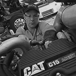 engine maintenance thumb