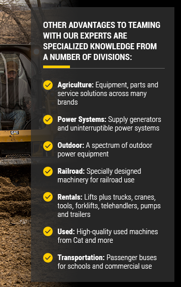 Equipment Divisions
