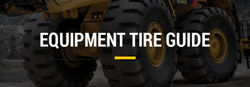 equipment tire guide