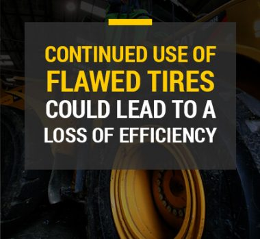 flawed tires