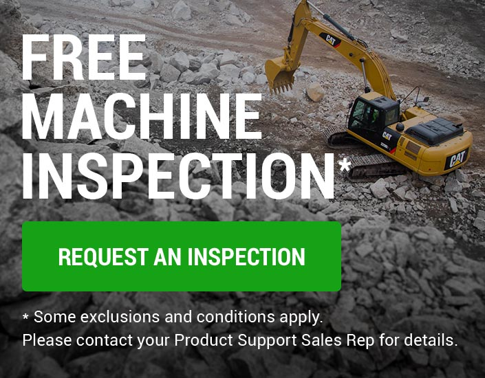 Free Machine Inspection