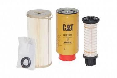 Cat fuel filters
