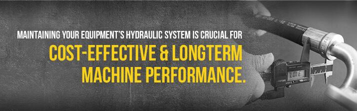 hydraulic performance