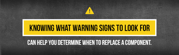 know warning signs