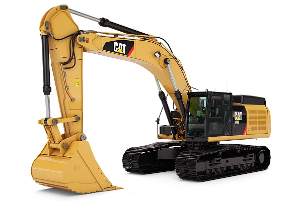 Cat Large Excavator rental