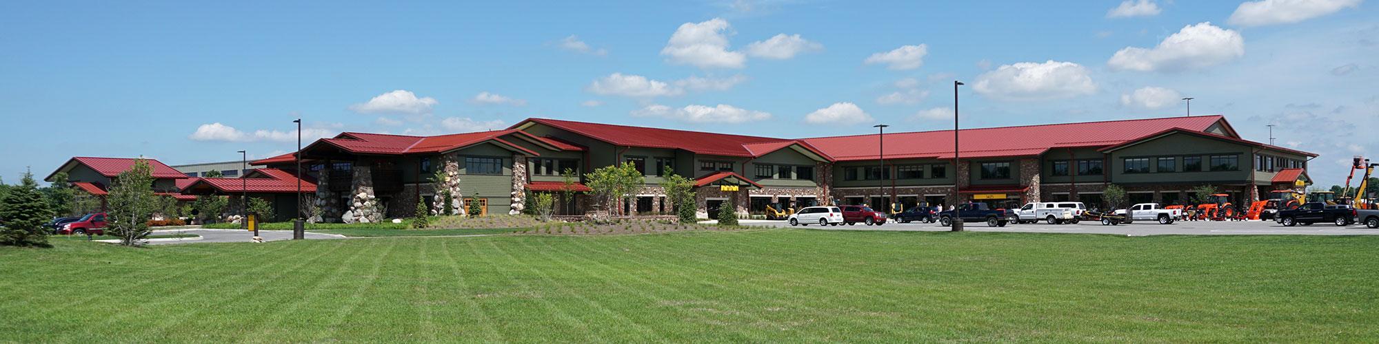 MacAllister Machinery Headquarters Building