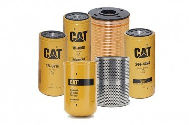 cat oil filters