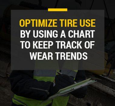 optimize tire use