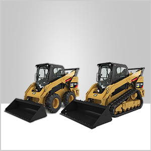 cat parts skid loader