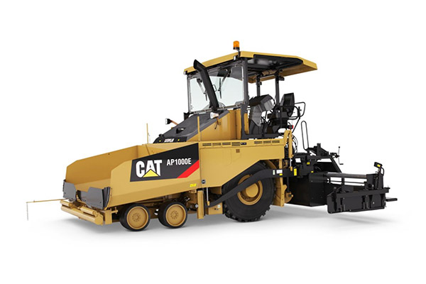 Cat Asphalt Paver rental