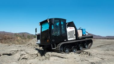 prinoth panther flatbed