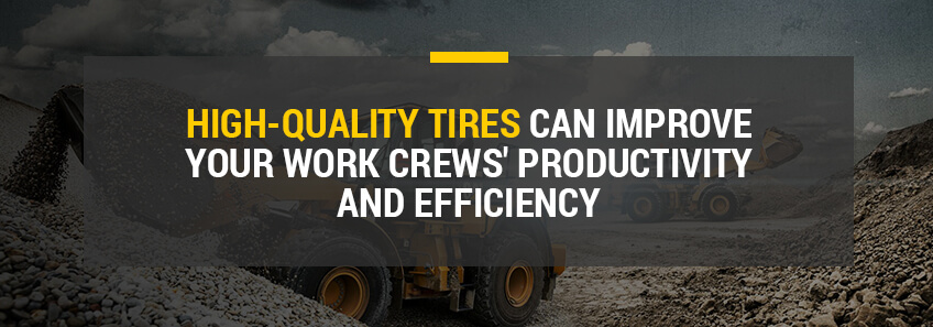 quality equipment tires