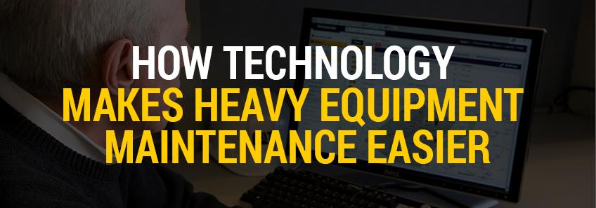 technology and maintenance
