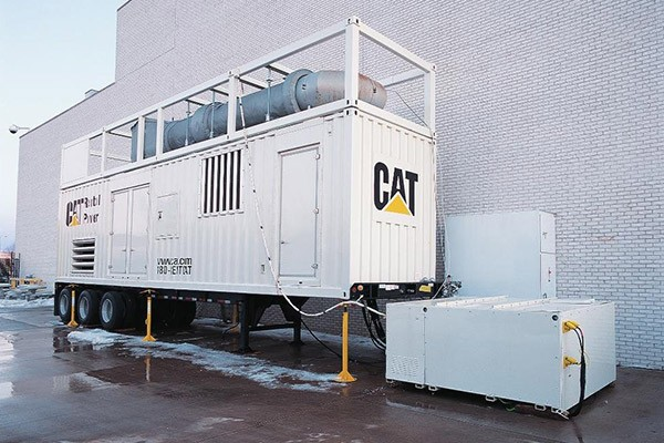 cat power system rental