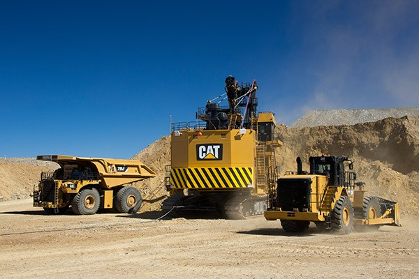 Used Cat Equipment | Used Equipment Dealer | MacAllister
