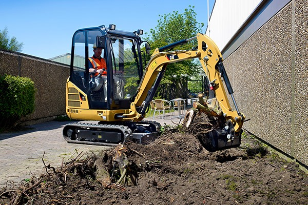 Cat Mini Hydraulic Excavator