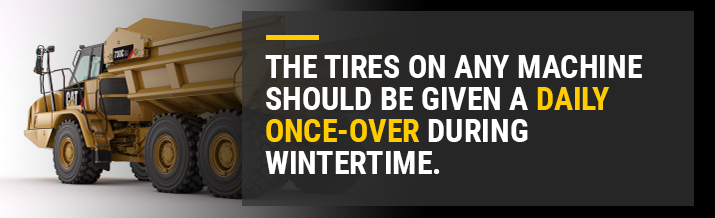 cold weather tire maintenance