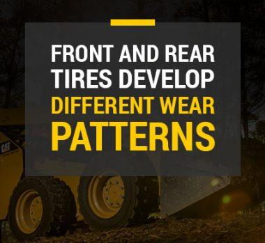 tire wear patterns