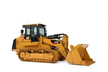 Cat Track Loader rental