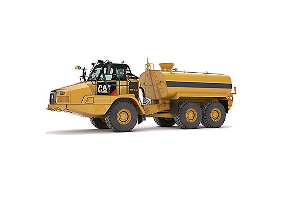 Cat Water Truck rental